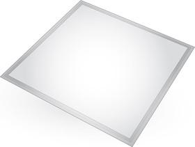 LTL-6060-4500, Ультратонкая светодиодная панель,40Вт,4500К, с блоком питания (600х600х11,5)