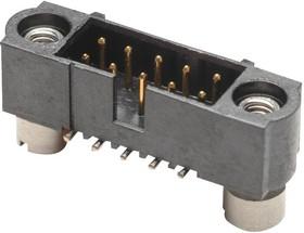 M80-5122642, Разъем типа провод-плата, двойной встраиваемый в линию, 2 мм, 26 контакт(-ов), Штекер