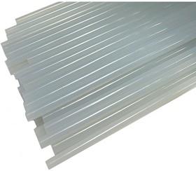 Термоклей прозрачный 7 х 300 мм 10 шт