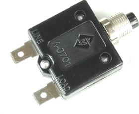 YA-0701, 30 А, 250 В (без крепежа), Автомат защиты