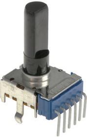 Фото 1/2 RK12L1230C1M, 20 кОм, Резистор переменный