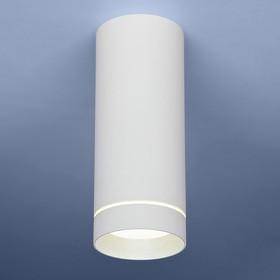 Фото 1/7 DLR022 12W 4200K / Светильник светодиодный стационарный белый матовый