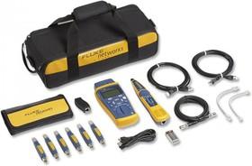 CIQ-KIT, Тестер для квалификации и устранения неисправностей в медных кабелях (расширенный комплект) | купить в розницу и оптом