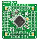 Фото 2/2 MIKROE-1206, EasyPIC Fusion v7 ETH MCU Card with PIC32MX795F512L, Дочерняя плата для ME-EasyPIC FUSION v7