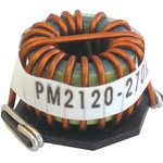 Фото 2/2 PM2120-101K-RC, Inductor Power Toroid 100uH 10% 1KHz Iron 6.1A 0.035Ohm DCR Box