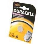 DURACELL CR2032 BL1, Элемент питания