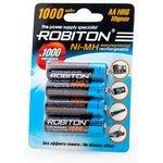 ROBITON 1000MHAA-4 BL4, Аккумулятор