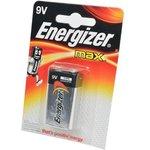 Energizer MAX 6LR61 BL1, Батарея