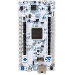 Фото 2/2 NUCLEO-H745ZI-Q, Отладочная плата на базе MCU STM32H745ZIT6U (ARM Cortex-M7), STLINK-V3E, Arduino, Ethernet