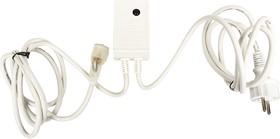Фото 1/4 123-031, Контроллер для наборов трехжильного светодиодного дюралайта 6м и 14м, до 30м
