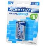 ROBITON STANDARD 6LR61 9V BL1, Батарея