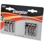 Energizer Alkaline Power LR03 BL8, Элемент питания