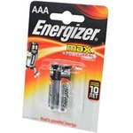Energizer MAX+Power Seal LR03 BL2, Элемент питания