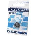 ROBITON PROFI R-CR1620-BL1 CR1620 BL1, Элемент питания