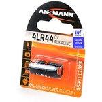 ANSMANN 1510-0009 4LR44 BL1, Батарея