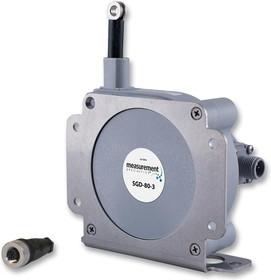 """SGD-80-3, Линейный преобразователь положения, удлинитель кабеля, SGD, 0.35%, 80"""", ток, напряжение на выходе"""