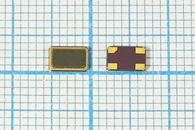Кварц 16МГц в корпусе с четырьмя выводами SMD 5x3.2мм, нагрузка 9пФ, без маркировки, россыпь; 16000 \SMD05032C4\ 9\ 15\ /-40~85C\\1Г бм