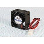 Вентилятор постоянного тока 5В, 40х40х20мм ,шариковый подшипник, 7500об/мин ...