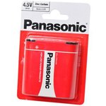 Panasonic Zinc Carbon 3R12RZ/1BP 3R12 BL1, Батарея