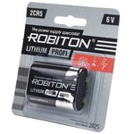 ROBITON PROFI R-2CR5-BL1 2CR5 BL1, Батарея
