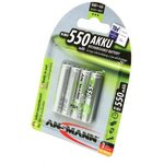 ANSMANN 5030772 maxE 550мАч AAA BL4, Аккумулятор