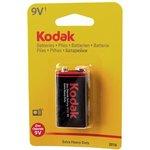 Kodak Extra Heavy Duty 6F22 BL1, Батарея