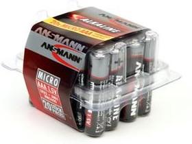 ANSMANN RED 5015538 LR03 в пласт. боксе 20 шт, Элемент питания