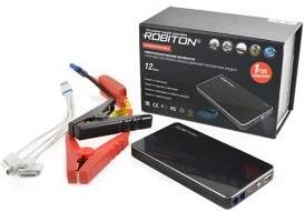 ROBITON Emergency Power Set 2 с функцией экстренного запуска двигателя, Универсальный внешний аккумулятор