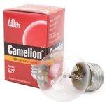 Camelion 40/D/CL/E27, Лампа