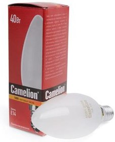 Camelion 40/B/FR/E14, Лампа