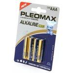 PLEOMAX LR03 BL4, Элемент питания