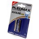 PLEOMAX LR03 BL2, Элемент питания