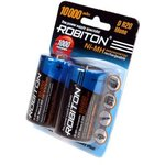 ROBITON 10000MHD-2 BL2 кор.80, Аккумулятор