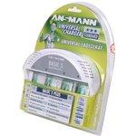 ANSMANN 5207303 Basic 5 plus BL1, Зарядное устройство