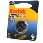 Kodak ULTRA CR2032 BL1, Элемент питания