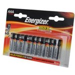 Energizer MAX+Power Seal LR03 BL12, Элемент питания