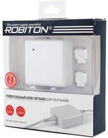 Фото 1/2 ROBITON AMS60 мощность 60Вт, коннекторы Magsafe и Magsafe2 BL1, Адаптер/блок питания