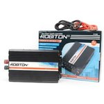 ROBITON R1000 1000W две евро розетки, Инвертор 12V-220V