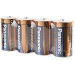 Panasonic Alkaline Power LR20APB/4P LR20 SR4, Элемент питания