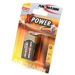 ANSMANN X-POWER 5015643 6LR61 BL1, Батарея