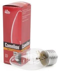 Camelion 40/B/CL/E27, Лампа