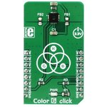MIKROE-3061, Add-On Board, Color 6 Click Board ...