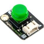 DFR0029-G, Add-On Board, Push Button Module, Green Cap, Gravity Series, Arduino ...