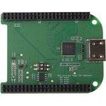 Фото 6/6 BeagleBone Green HDMI Cape, HDMI интерфейс для одноплатного компьютера BeagleBone Green