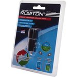 ROBITON QuickCharger/Auto (12-24V) + MicroUSB, 1м BL1 ...