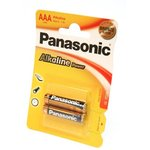 Panasonic Alkaline Power LR03APB/2BP LR03 BL2, Элемент питания