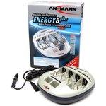 ANSMANN 5207442 ENERGY 8 plus BL1, Зарядное устройство