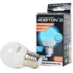 ROBITON LED Globe-5W-4200K-E27 BL1, Лампа светодиодная
