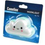 "Camelion NL-178 ""Облако"" ночник с выключателем, 4LED BL1 ..."