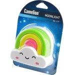 "Camelion NL-177 ""Радуга"" ночник с выключателем, 3LED ..."